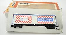 Vintage Tyco HO Scale Train Ralston Purina Co. M.R.S. 4554