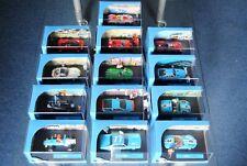 Voiture Michel VAILLANT Gil STOCK CAR ds LOT 13 modèles Diecast ALTAYA IXO 1/43