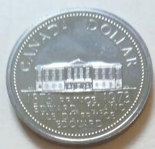 1973 Canada SPECIMEN/PL One Dollar Coin. BRI. UNC. (RJ610)