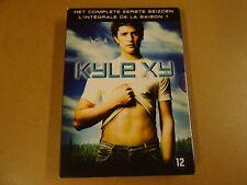 3-DVD BOX / KYLE XY - SEIZOEN 1 / SAISON 1