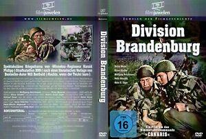 """""""Division  Brandenburg"""" Himmelfahrtskommandos des Admirals Canaris! Neue DVD!"""