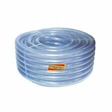 "3/4"" Dump-hose 4 Powerflush Powerflushing Clear Braided Water Compressor Air"