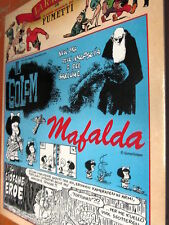 la grande avventura dei fumetti 29 Il Golem Mafalda Sturmtrup ed.DeAgostini FU01