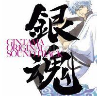 New 0732 GINTAMA ORIGINAL SOUNDTRACK VOL. 1 I CD Music OST Anime