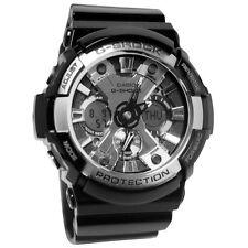 -NEW- Casio G-Shock Analog/Digital XL Watch GA200BW-1A