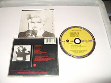 Madonna - 1983 Sire -  Rare 8 Tracks EARLY RARE PRESS cd  Vg/Ex