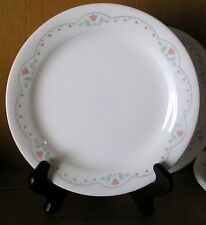 Corelle by Corning MORNING DREAM  6 Bread and Butter Plates EUC