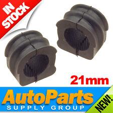 2PC VW Suspension Stabilizer Sway Bar Bushings Kit Front/Inner/Left/Right - 21mm