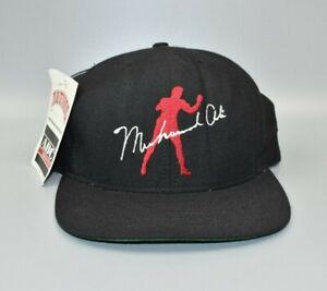 Muhammad Ali Nutmeg Mills ABC Sports Boxing Men's Snapback Cap Hat - NWT