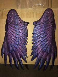 Mythic Legions Gothitropolis Ravens PURPLE WINGS FOUR HORSEMEN