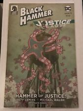 BLACK HAMMER JUSTICE LEAGUE #1 COVER D YUKO SHIMIZU VARIANT COVER 2019 lemire