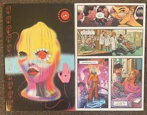 2 MOM Mother Of Madness #1 Variants Image Comics NM 1:10 1:25