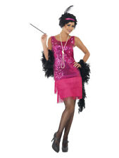 Funtime Flapper Costume, Hot Pink