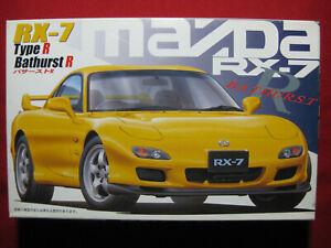 Mazda RX-7 Bathurst Type R 1/24 Fujimi Japan Plastic Model Kit Mazdaspeed RX7