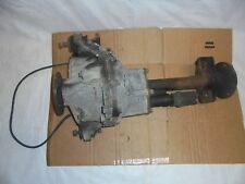 1998-1999 Chevy Suburban 1500 Series V-8 Automatic Front Differential - Rear End