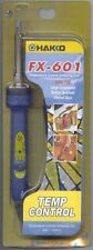 New Hakko Temperature Controlled Stained Glass Soldering Iron Free Shipping