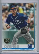 CHRIS OWINGS 2019 Topps 150th Anniversary #548 🥎E6084🥎