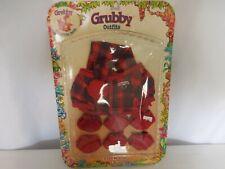 Teddy Ruxpin Friend Grubby's Sleepy Time Outfit  World of Wonders - NIB