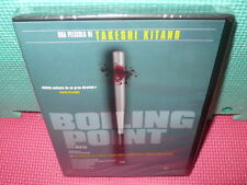 BOILING POINT - TAKESHI KITANO  - NUEVO - dvd