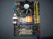 Asus placa p5kpl-am Rev. zócalo 1.03g lga775 CPU e5300 2gb RAM