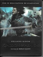 COFFRET COLLECTOR DIGIPACK 2 DVD ZONE 2--KINGDOM OF HEAVEN--SCOTT/BLOOM