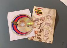 DVD Moeyo Ken adult anime fantasy movie menga movie