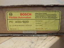 Bosch 048485-203  Bosch PC 400/600 A24=/2A Output-Modul unbenutzt