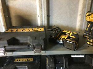 Dewalt reciprocating battery saw