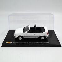 1:43 IXO Chevrolet Kadett GSI Conversivel 1992 Diecast Edition Collection