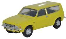 Oxford 76ALL001 Austin Allegro Estate Citron Yellow 1/76 Scale = 00 New in Case