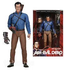 "7"" HERO ASH figure VS EVIL DEAD army of darkness STARZ TV SERIES 1 neca 2016"