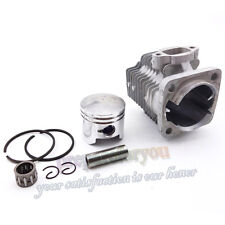 44mm cylindre piston kit for 49cc 2 stroke engine mini atv quad pocket dirt bike