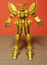 "GUNDAM God Burning Gold 4 1/2"" Figure Bandai"