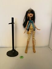 First Wave Cleo de Nile doll- Monster High Doll - Wave 1 Reissue