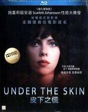 "Scarlett Johansson ""Under the Skin"" Jeremy McWilliams Thriller Region A Blu-Ray"