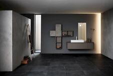 Ink NK08 – Mobile luxury arredo bagno L 140+159 cm personalizzabile COMPAB