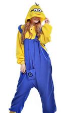 COSPLAY Adult Minion Despicable Me Pajama Costume ~ Medium