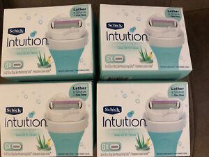Schick Intuition Sensitive Care 24pk Cartridge Refills