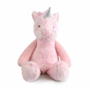 Frankie & Friends 28cm Mia Unicorn Soft Animal Plush Stuffed Toy Kids 3y+ Pink