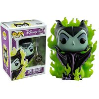 Sleeping Beauty - CHASE Maleficent with Flames US Exclusive | Funko POP! Vinyl