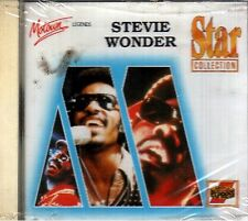 WONDER STEVIE I WAS MADE TO LOVE HER CD STAR COLLECTION SEALED