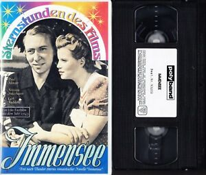 VHS Immensee - Paul Klinger, Kristina Söderbaum - Polyband - Videokassette