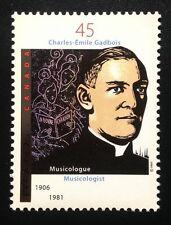 Canada #1637 MNH, Charles-Emile Gadbois Stamp 1997