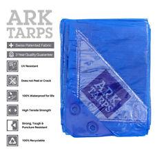 All Purpose Medium Duty XF Tarp - 100% Waterproof for Life - Multiple Sizes