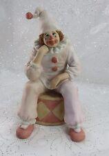 Vintage Enesco Clown Music Box Limited Edition