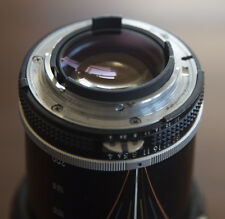 Nikon 80-200 f4 AIS Manual Focus Lens