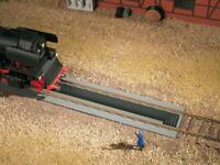 BNIB 41612 OO HO Gauge Inspection Pit Kit (2x Pits) For Depot & Sheds Auhagen