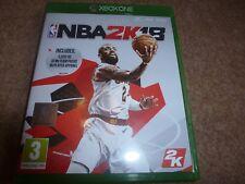 XBox One NBA 2K18 Basketball Game