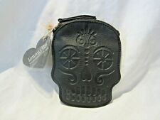 "Loungefly Faux Leather Coin Purse, rare and new, 5-1/2"" x 4-1/2"" (Bh)"