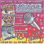 Karaoke Classic Collection Vol. 1, Various Artists, Acceptable Box set